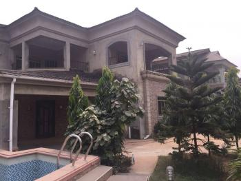a Lavishly Finished 5 Bedroom Fully Detached  Duplex with a Story Building That Consist a 2 Bedroom Flat and a Room Self Contained, Akowonjo, Egbeda, Alimosho, Lagos, Detached Duplex for Sale