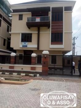 Newly Built 5 Bedroom Detached Duplex, Mojisola Onikoyi Estate, Ikoyi, Lagos, Detached Duplex for Sale