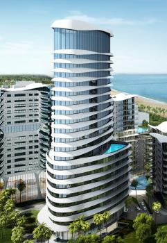 The Oceanna Hotel Apartments (studio Apartment), Victoria Island (vi), Lagos, Flat for Sale