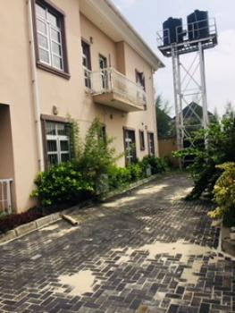 Tastefully Finished 4 Bedroom Wing of Duplex with a Room Bq, Banana Island, Ikoyi, Lagos, House for Rent