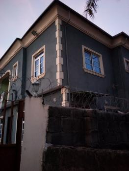 3 Bedroom Duplex (duplex & 3 Bedroom Flat Share Compound), Fagba Estate, Fagba, Agege, Lagos, Terraced Duplex for Rent