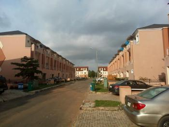a Fresh 4 Bedroom Terrace Duplex, Shell Cooperative Estate, Just Off Sunnyvale Expressway, Gaduwa, Abuja, Terraced Duplex for Rent