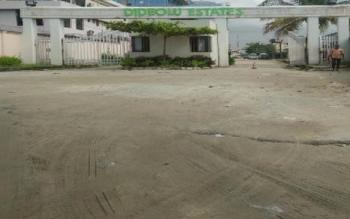 Joint Venture 2000sqm Land, Dideolu Estate, Victoria Island (vi), Lagos, Residential Land Joint Venture