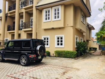 Tastefully Finished 5 Bedroom Wing of Duplex with Bq, Abacha Estate, Old Ikoyi, Ikoyi, Lagos, House for Rent