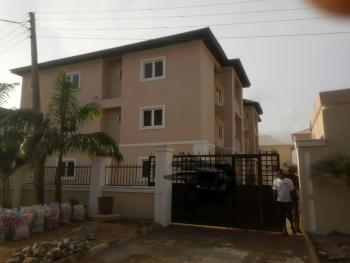 Newly Built 3 Bedroom Flat + Bq Blocks of Flat, Wuye, Abuja, House for Rent