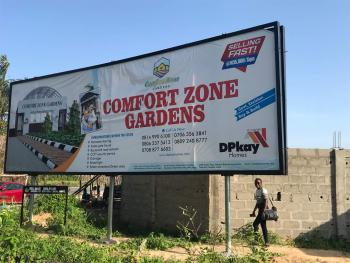 Comfort Zone Gardens, Okun Ajah Road, Abraham Adesanya Estate, Ajah, Lagos, Mixed-use Land for Sale