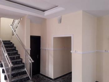 Magnificent Newly Built 5 Bedroom Duplex + Block of Flats, Behind Yaba College of Technology, Yaba, Lagos, Semi-detached Duplex for Sale