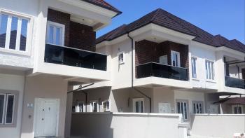 New | Luxury 4 Bedroom Semi Detached Duplex | Partly Serviced, Orchid Hotel  Road, Lafiaji, Lekki, Lagos, Semi-detached Duplex for Rent