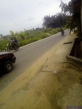 a Plot of Land, 63b Essien Road, Ikot Ekpene, Akwa Ibom, Residential Land for Sale