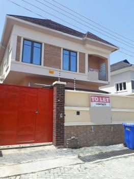 4 Bedroom Fully Detached with a Room Bq, Chevy View Estate, Lekki, Lagos, Detached Duplex for Rent