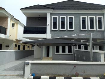 Brand New and Elegantly Finished Four (4) Bedroom Semi Detached Duplex with Boys Quarters, Lafiaji, Lekki, Lagos, Semi-detached Duplex for Sale