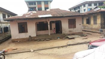 Old Building on a Plot of Land, Onitsha, Anambra, Detached Bungalow for Sale