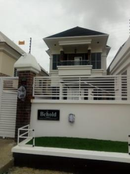 Beautifully Built 5 Bedroom Fully Detached Duplex with a Room Bq, Biola Close, Off Prince Abraham Letu Avenue, Shoprite Road, Lekki, Lagos, House for Sale