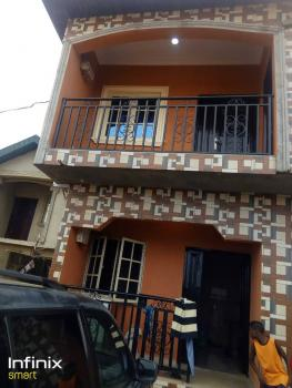 Newly Built 3 Bedroom Flat. The Area Is Attributed with Good Road Constant Supply of Electricity, Sholanke Street, Aboru, Iyana Ipaja, Alimosho, Lagos, Flat for Rent