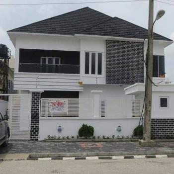 Brand New 5 Bedroom with a Room Bq, Oral Estate, Lekki, Lagos, Detached Duplex for Rent