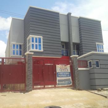 Luxury New Duplex Tastefully Finished with Bq, Idado, Lekki, Lagos, Semi-detached Duplex for Sale