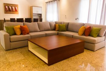 3 Bedroom Apartment with Chef and Pool, Dolphin Estate, Ikoyi, Lagos, Flat Short Let
