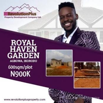 Royal Haven Gardens, Agbowa, Ikorodu, Lagos, Mixed-use Land for Sale