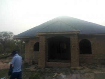 Uncompleted 3 Bedroom Flat, Zone 8, Olorunsogo, Ado-ekiti, Ekiti, Detached Bungalow for Sale
