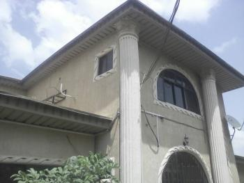 I Have 4 Bedroom Duplex  in a Very Wonderful Environment. Decent House, Gowon Estate, Egbeda, Alimosho, Lagos, Detached Duplex for Sale