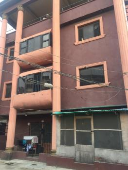 a 3 Storey Building, Iwaya Road, Iwaya, Yaba, Lagos, Block of Flats for Sale