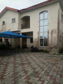 Four (4) Bedroom Semi-detached Duplex with Bq in a Secured Gated Estate, Crown Estate, Ajah, Lagos, Semi-detached Duplex for Sale