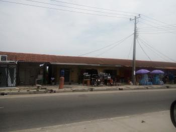 Plots of Dry Land, Facing The Addo Road, Almost at Kekere Bus Stop, Ado, Ajah, Lagos, Commercial Land for Sale