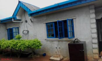 Full Plot with 3 Bedroom Bungalow, Land Receipt, Deed of Assignment, Registered for C/o Ogun State, Omole Estate, Singer Bus Stop, Sango Ota, Ogun, Terraced Bungalow for Sale