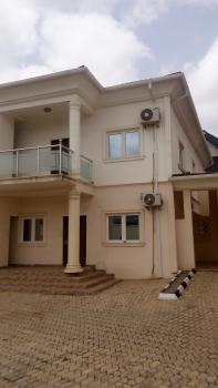 Luxury 6 Bedroom Duplex with 3 Bq, Apo, Abuja, Detached Duplex for Rent