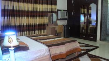 a Superbly and Tastefully Furnished and Serviced Room Self Contained in a Mini Estate, in a Mini Estate, Opebi Road, Opebi, Ikeja, Lagos, Self Contained (single Room) Short Let
