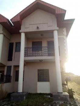 4 Bedroom Wing of Duplex, Tangayika Crescent, Crown Estate, Ajah, Lagos, Semi-detached Duplex for Rent