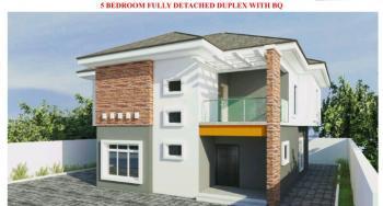 Luxury 5 Bedroom Duplex Extension, Dawaki, News Engineering, Katampe, Abuja, Detached Duplex for Sale