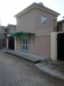 Clean Upstairs 3 Bedroom Flat, Before Sangotedo Shoprite, Canaan Estate, Ajah, Lagos, Flat for Rent