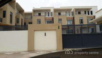 Brand New Diplomatic 5 Bedroom Furnished Town House, Pool, Gym, 24hrs Light/security Guards, Maitama District, Abuja, House for Rent