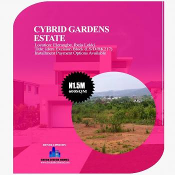 Cybrid Gardens Phase 2, with Government Excision at Tagbati Town, Elerangbe By New International Airport Lagos, New International Airport Road, Eleranigbe, Ibeju Lekki, Lagos, Mixed-use Land for Sale
