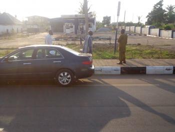 a Filling Station + 8 Plots of Land, Kobo Area, Along Ikirun  Express Road, Osogbo, Osun, Filling Station for Sale