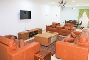 The Crimson Three(3) Bedroom Apartment, Banana Island, Ikoyi, Lagos, Flat Short Let