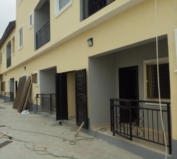 a Brand New 2 Bedroom Flat, Behind World Oil Filling Station, Ikate Elegushi, Lekki, Lagos, Flat for Rent