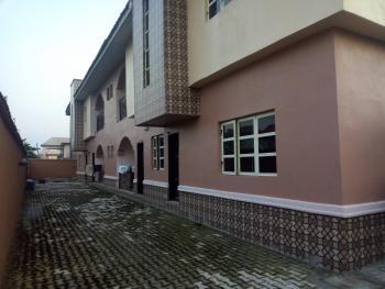 a Newly Built and Spacious 3 Bedroom Flat, Towards Igboefon, Opposite Chevron, Lekki Expressway, Lekki, Lagos, Flat for Rent