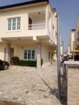 Clean 3 Bedroom Duplex with Bq and 24hrs Light, Lekki Gardens Estate, Ajah, Lagos, Detached Duplex for Rent