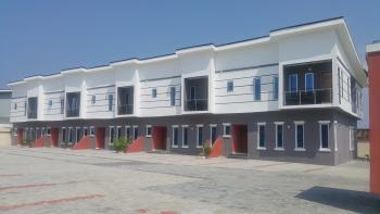 Brand New 3 Bedroom Terrace House with Bq, Lafiaji, Lekki, Lagos, Terraced Duplex for Sale