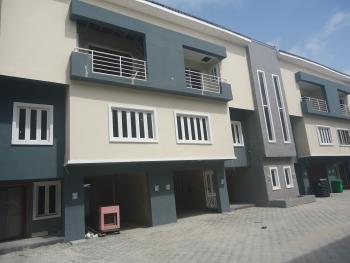 Luxury 4 Bedroom Terrace with Excellent Facilities, Ocean Bay Estatae, Lafiaji, Lekki, Lagos, Detached Duplex for Sale