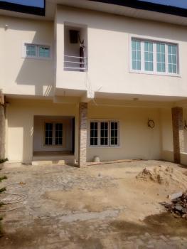 Clean 3 Bedroom Terrace Duplex with 24hrs Light, Before Sangotedo Shop Rite, Lekki Gardens Estate, Ajah, Lagos, Detached Duplex for Rent