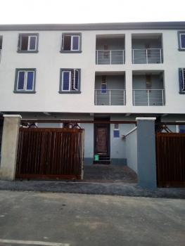 New Built 4 Bedroom Semi Detached Duplex, Unilag Estate, Phase 1, Gra, Magodo, Lagos, Terraced Duplex for Sale
