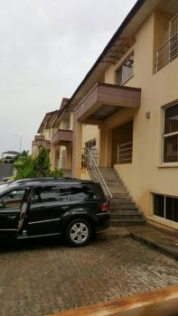 Lovely and Spacious 3 Bedroom Serviced Apartment with a Room Bq, Fitted Kitchen, Wuse 2, Abuja, Flat for Rent