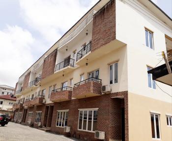 Brand New 4 Bedroom Townhouse, Ihuntayi Street, Oniru, Victoria Island (vi), Lagos, Terraced Duplex for Sale