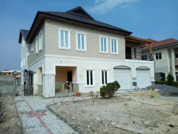 5 Bedroom Detached House with a Pent House and 3 Rooms Bq, Nicon Town, Lekki, Lagos, Detached Duplex for Rent