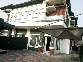 Spacious Compound 4 Bedroom Semi Detached Duplex with Bq and Estate Industrial Borehole, Oral Estate By Chevron Toll Gate, Lekki Expressway, Lekki, Lagos, Semi-detached Duplex for Sale