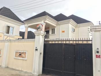 Tastefully Finished 4 Bedroom Detached House + 1 Room Bq, Farm Road 2 Estate, Eliozu, Port Harcourt, Rivers, Detached Duplex for Sale