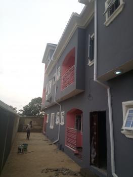 Lovely 1 Bedroom Studio Flat, Majek Estate, Opposite Fara Park, Sangotedo, Ajah, Lagos, Self Contained (single Room) for Rent